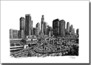 Los Angeles Skyline 2007 - Originals for sale