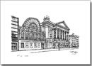 Royal Opera House in Covent Garden - Originals for sale