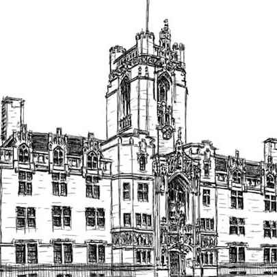 Supreme Court Middlesex Guildhall - Original drawings