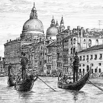 Venice, Italy (A4 print)1 - Prints for sale
