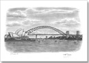 Sydney Harbour - Originals for sale