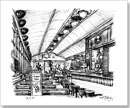 Cheyenne`s Diner in New York - Originals for sale