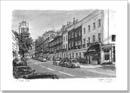 Montpelier Street, Knightsbridge - Originals for sale