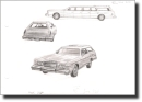 1975-78 Ford LTD Station Wagon - Originals for sale