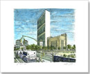 United Nations HQ, New York - Originals for sale