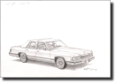 1988-90 Mercury Grand Marquis - Originals for sale
