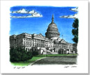 Capitol Hill, Washington DC - Originals for sale