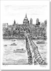 Millennium Bridge - Originals for sale