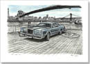 1977 Lincoln Continental at Brooklyn Heights - Originals for sale