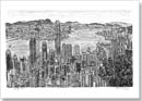 Hong Kong Skyline 2010 - Originals for sale