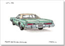 1975 Plymouth Gran Fury Sedan - Originals for sale