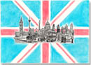 London Montage - Originals for sale