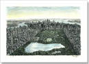 Central Park, New York - Originals for sale