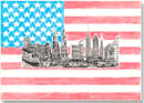 America montage - Originals for sale