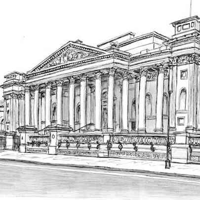 Fitzwilliam Museum Cambridge - Drawings - Originals, prints and limited editions