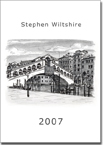 Stephen Wiltshire 2007 Calendar - Prints for sale