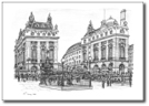 Piccadilly Circus, London 2006 (Limited Edition of 25) - Prints for sale