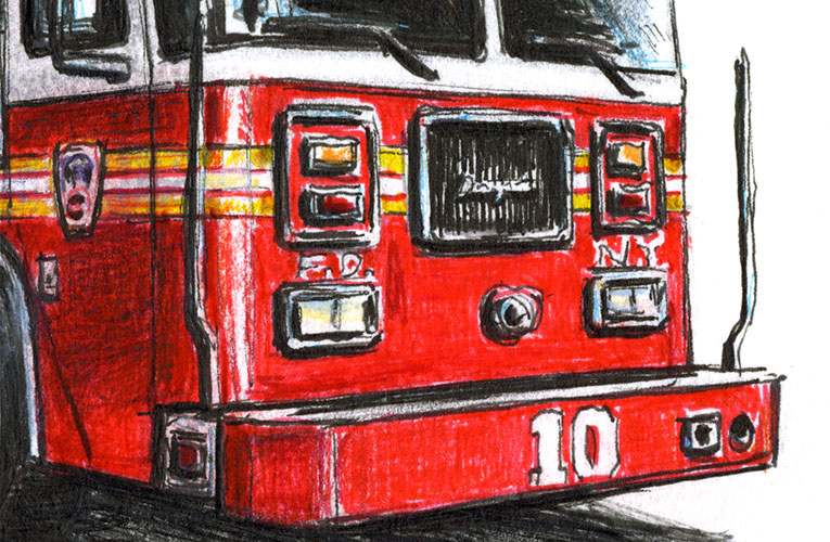 FDNY Seagrave Engine 10