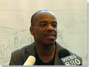 Reuters report from Manhattan - Stephen Wiltshire videos, documentaries, reports and unseen footage