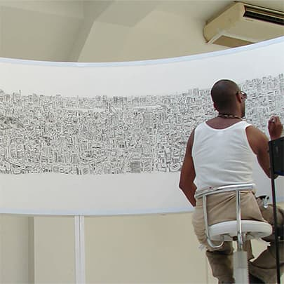 Tokyo Project (Nippon TV) - Stephen Wiltshire videos - Download now