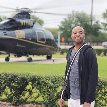 Stephen Wiltshire's Helicopter Tour of Houston - Elevate Houston videos - Download now