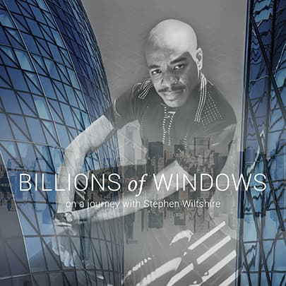 Billions of Windows - Official Trailer - Stephen Wiltshire videos - Watch now